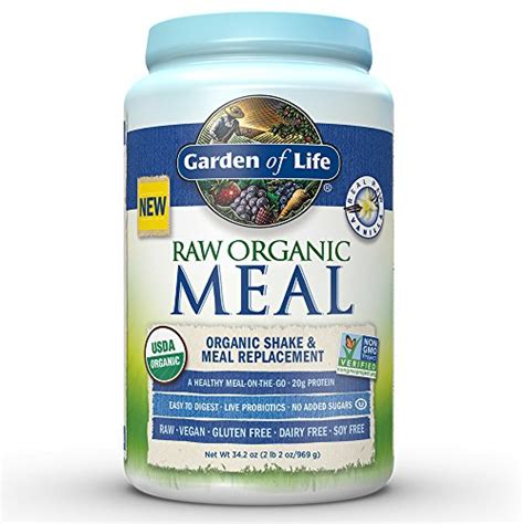 Garden Of Protein Powder by Garden Of Organic Vegan Meal Replacement Plant