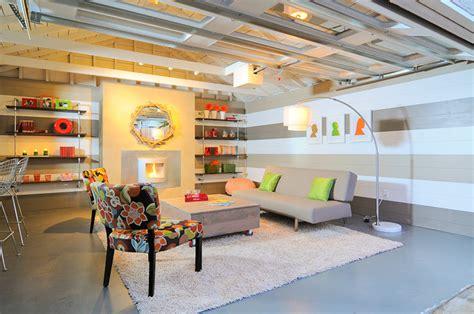 hgtv home design forum hgtv garage turned lounge