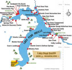 lake pend oreille idaho parks and access