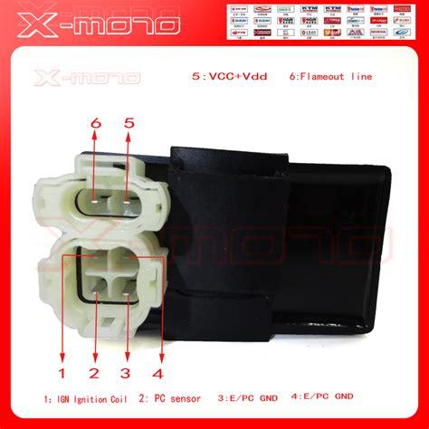 6 pin cdi atv wiring diagrams suzuki dc cdi diagram