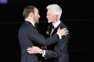 Who Is Tom Ford Tom Ford And Richard Buckley Photos Photos Cfda Fashion