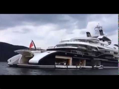 bill gates new yacht 400 million 2016 model