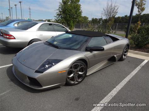 Lamborghini Sterling Va Lamborghini Murcielago Spotted In Sterling Virginia On 10