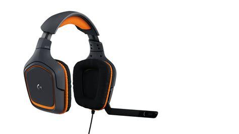 Headset Logitech G231 Prodigy review logitech g231 prodigy gaming headset