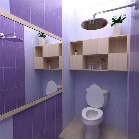 model warna keramik kamar mandi