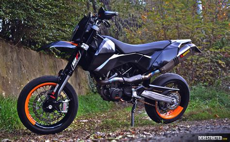 Ktm Smc 690 Custom Ktm 690 Smc Derestricted