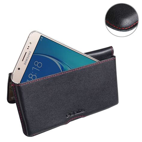 Wallet Samsung J5 Prime 2016 Premium Leather samsung galaxy j5 2016 leather wallet pouch
