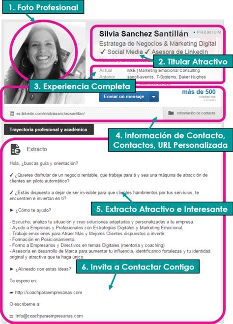 fotos para perfil linkedin 191 conoces los beneficios de optimizar tu perfil de linkedin