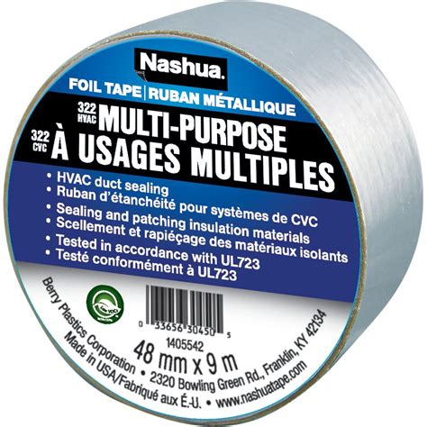 nashua nashua 322 multi purpose foil 1 89in x 10yd