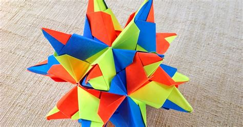 Papercrafts And Other Things Great Stellated - papercrafts and other things great stellated