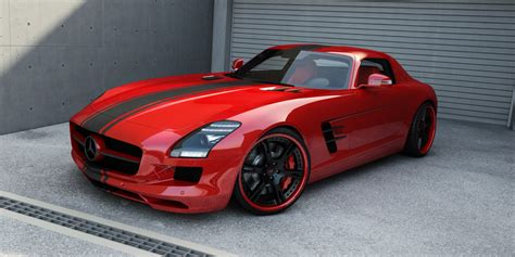 Mg Mba Eligibility by Tuning Mercedes Sls Amg Tuning Program By
