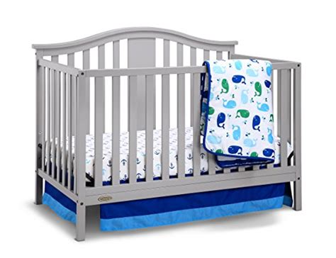 Graco Bed Frame Graco Solano 4 In 1 Convertible Crib And Bonus Mattress Import It All
