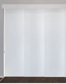 Fabric Panels For Sliding Glass Doors Vertical Blinds From 45 Cheap Window Treatments Sliding Panel Track Doors