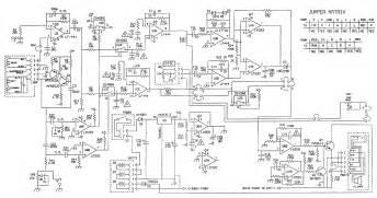 white s classic i metal detector schematic diagram