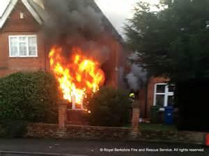 home fires house in albert road bracknell 2014