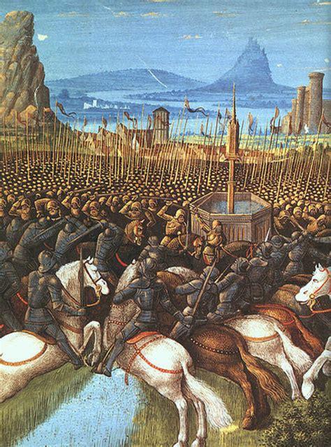 crusades  battle  hattin hubpages