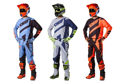motocross gear product 2017 shift mx gear sets motoonline com au