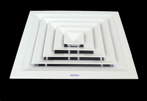 air conditioning ceiling diffusers 4 way supply ceiling