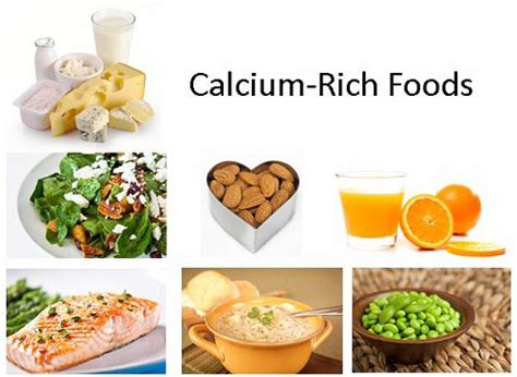 fruits w calcium vitamins and minerals for arthritis relief
