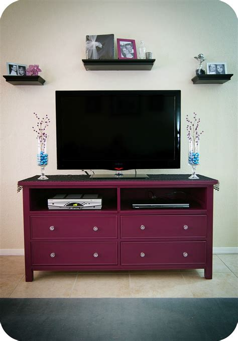 Tv Stand For Dresser 1000 ideas about small tv stand on small wall