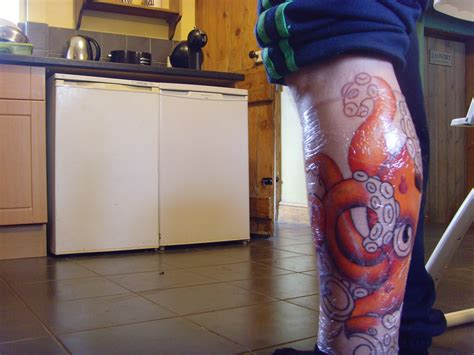 octopus leg tattoo octopus tattoos designs ideas and meaning tattoos for you
