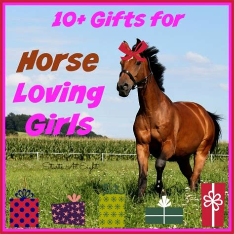 10 gifts for horse loving girls startsateight
