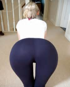 35 photos of girls in tight yoga pants