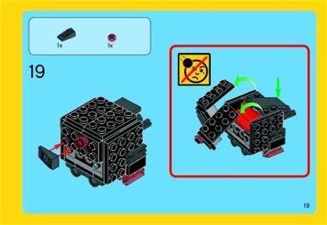 Lego Angry Minifigure Dari Set 70817 lego batman and angry attack 70817 the lego