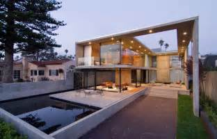 architects home design concrete residential architecture designed to feel