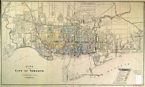 map of toronto historical maps of toronto miscellaneous toronto maps