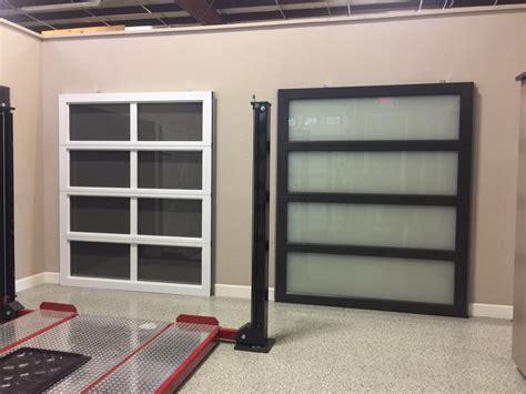 2 Door Garage by Glass Garage Doors Florida Coastal Windows