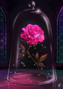 enchanted roses enchanted rose by danielkendi on deviantart