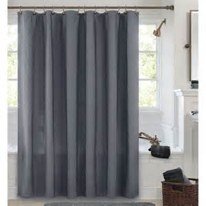 walmart shower curtains better homes and gardens chadwell fabric shower curtain