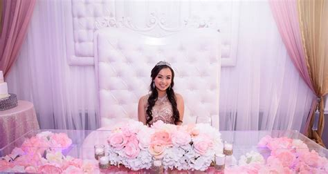 Decorations And Themes For Quince Archives Quinceanera Quinceanera Table