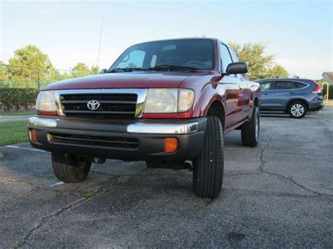 2000 Toyota Tacoma Prerunner Sell Used 2000 Toyota Tacoma Prerunner Sr5 In Orlando