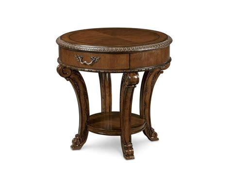 Small Round Wooden Side Table Cool Full Size Of Ideas