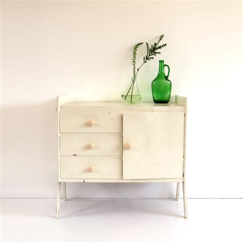 Commode Retro by Witte Vintage Commode Dressoirkast Vintage Virus