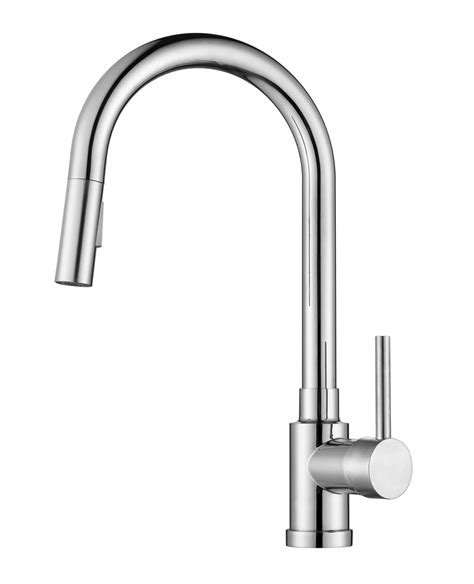 pull down faucets kitchen pull down kitchen faucet ksk1120c oakland