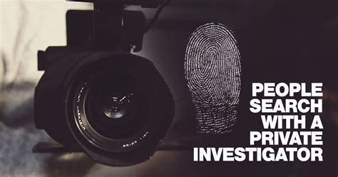 Investigator Finder Search With A Investigator