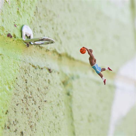tiny tainy the miniature street interventions of slinkachu colossal
