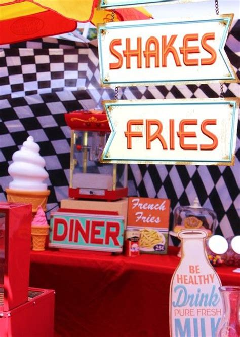 diner theme decorations 25 best ideas about sock hop decorations on