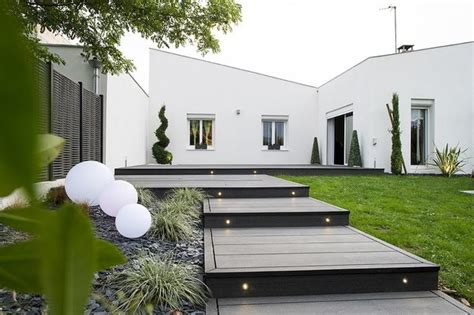 terrasse design terrasse en bois composite design