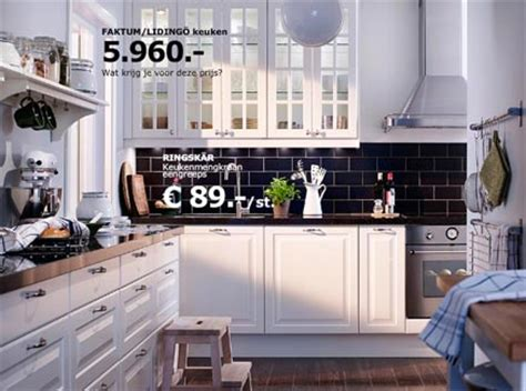 Ikea Kitchen Backsplash by Ikea Keukens Voorbeelden Inrichting Huis Com