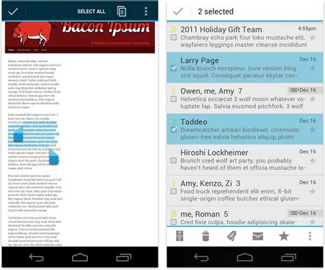 layout in action bar android action bar android developers