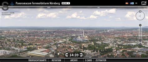hängematte nürnberg cityscope panoramakamera n 252 rnberg