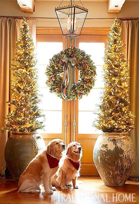 traditional home christmas decorating holiday how to deck your halls the artful lifestyle blog