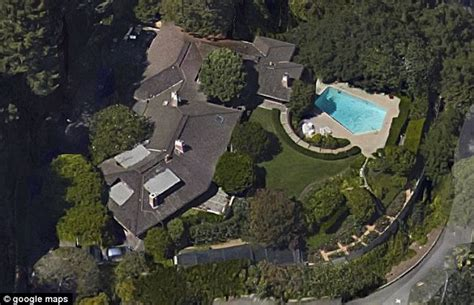 reagan house bel air billionaire former univision chairman buys ronald and