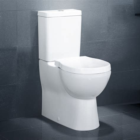 caroma bathroom products caroma wels 4 star opal ii easy height toilet suite