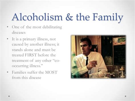 for the family alcoholism the family