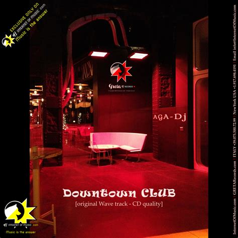 online house music downtown club aga dj deep house internet of music com